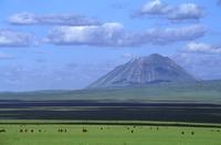 オルドイニョ・レンガイ(レンガイ山)とオグロヌー