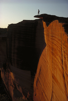 キングス・キャニオンの北壁
