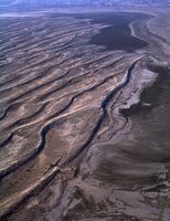ワーバートン川河口近くの砂丘