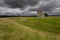 中世の教会の廃墟