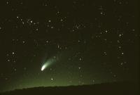 ヘール・ボップ彗星  32268000088| 写真素材・ストックフォト・画像・イラスト素材|アマナイメージズ