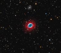 リング(環状)星雲 琴座の惑星状星雲 M57 32268000125| 写真素材・ストックフォト・画像・イラスト素材|アマナイメージズ