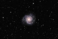 魚座の渦巻銀河 M74