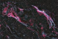 白鳥座の超新星残骸 32268000129| 写真素材・ストックフォト・画像・イラスト素材|アマナイメージズ