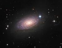 ひまわり銀河 M63