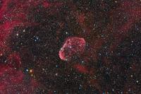 三日月星雲 NGC 6888