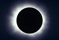 皆既日食  32268000153| 写真素材・ストックフォト・画像・イラスト素材|アマナイメージズ