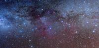 天の川の南部の船尾座、帆座、ガム星雲 32268000185| 写真素材・ストックフォト・画像・イラスト素材|アマナイメージズ