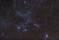 大マゼラン雲 NGC 2020