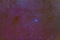 帆座のガンマ星 NGC2547