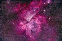 イータカリーナ星雲 NGC3372