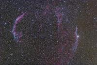 網状星雲  32268000220| 写真素材・ストックフォト・画像・イラスト素材|アマナイメージズ