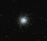 ヘルクレス座の大球状星団 Messier 13 32268000238| 写真素材・ストックフォト・画像・イラスト素材|アマナイメージズ