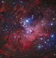 わし星雲 M16