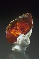 白雲石の中の閃亜鉛鉱
