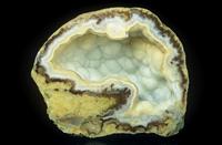 晶洞石(ジオード)の結晶