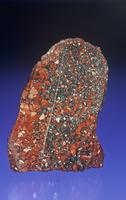 ヘマタイト(赤鉄鉱)とクォーツ