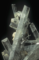 重晶石の結晶