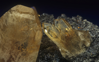バライト(重晶石)の結晶