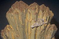 エオスフォル石の結晶