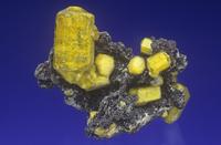 スツルマン石の結晶