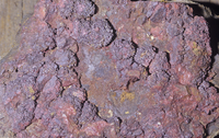 辰砂 水銀鉱石