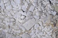 重晶石の結晶(BaSO4) バリウム鉱石