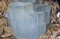 ベリルの結晶 アクアマリン