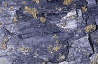 マンガン重石 タングステンの鉱石。
