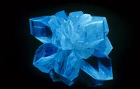 石膏亜セレン 紫外線(UV)下で撮影