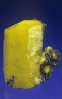 エトリンガイトの結晶