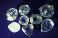 ダイヤモンドの結晶 1.94カラット