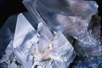 透明石こう(セレナイト) 石こう(ジプサム)の亜種