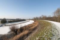 ドゥ・ヴァールの冬の風景