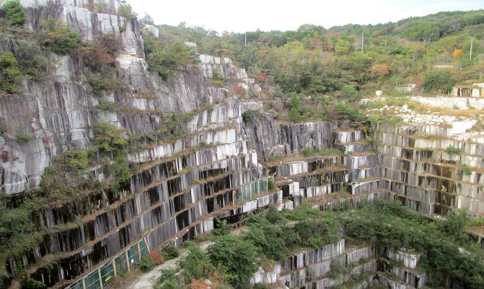 日本唯一の絶景スポットが茨城県笠間市にあった!