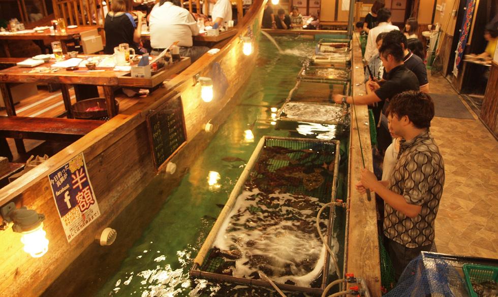 釣り 居酒屋 東京