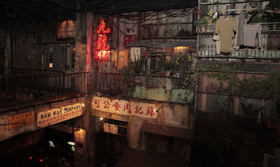 巨大スラム街 九龍城 ウェアハウス川崎