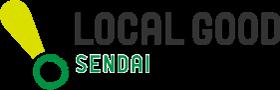 LOCAL GOOD SENDAIロゴ
