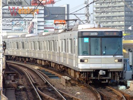東京賃貸中目黒電車