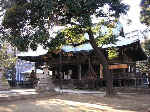東京初詣神社雑司ケ谷鬼子母神堂