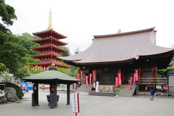 東京初詣神社高幡不動尊金剛時