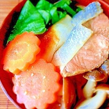 41お正月お雑煮レシピ簡単