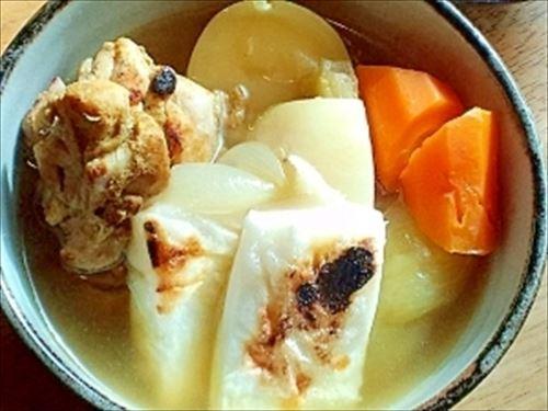 56お正月お雑煮レシピ簡単