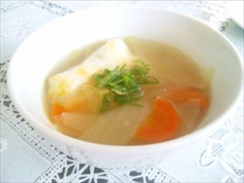 57お正月お雑煮レシピ簡単