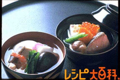 71お正月お雑煮レシピ簡単