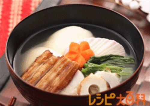 74お正月お雑煮レシピ簡単