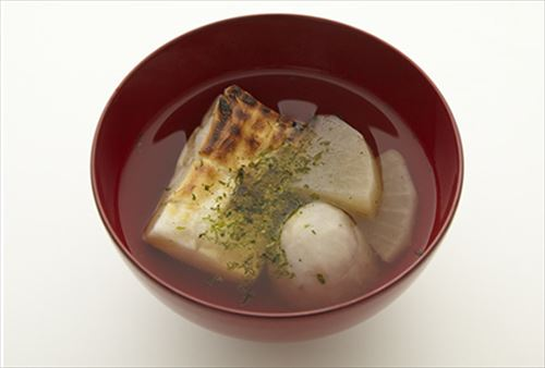 79お正月お雑煮レシピ簡単
