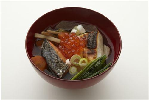 88お正月お雑煮レシピ簡単