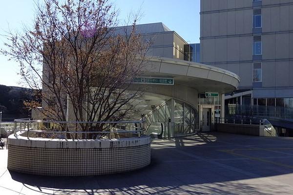 Yokohama_Municipal_Subway_Hiyoshi_Sta_20150201-1