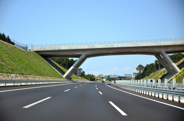 二子玉川サブ6高速道路